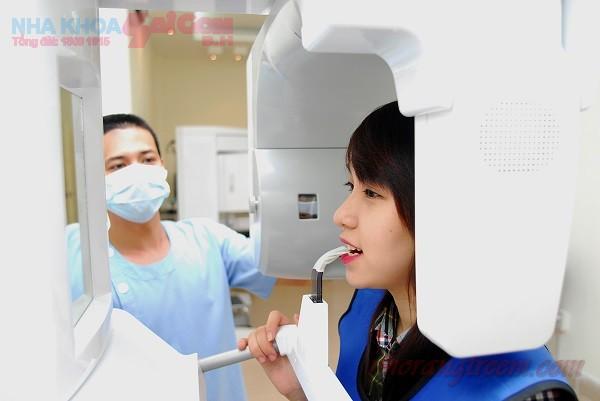 máy chụp CT 3D