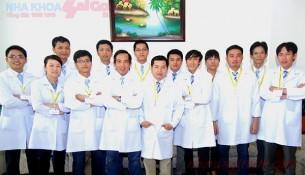 đội ngũ bác sĩ giỏi chuyên môn, giàu kinh nghiệm